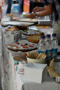 Catering bei LISAR